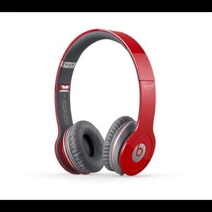 Beats by Dre Red special edition headphones